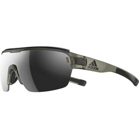 adidas Zonyk Aero Pro Glasses L cargo shiny chrome